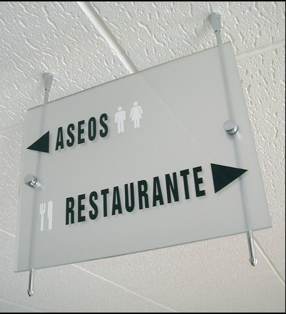 Indoor LED signs 9
