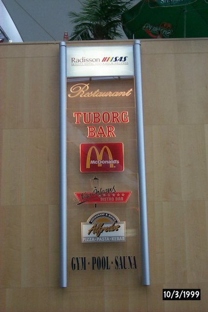 Indoor LED signs 11