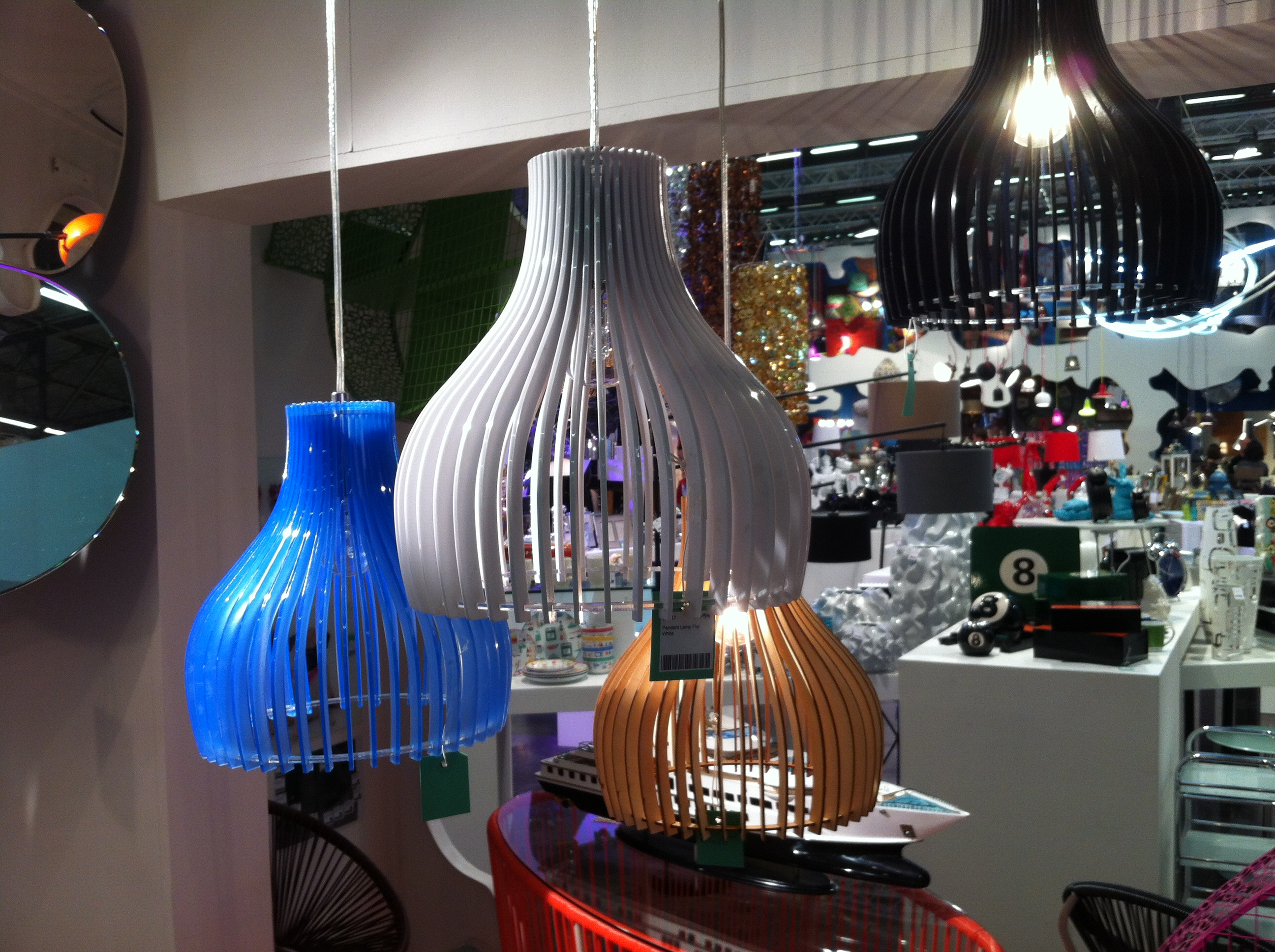 Lighting, lamps and diffusers 2