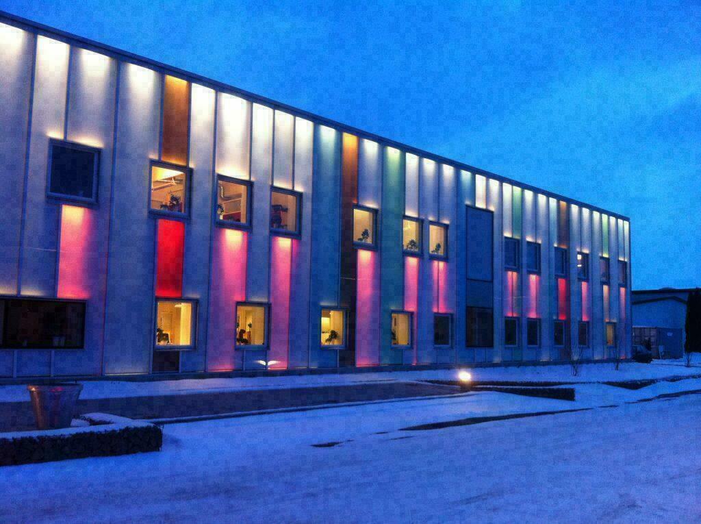 Materiales para fachadas exteriores finest pisos - Materiales para fachadas exteriores ...