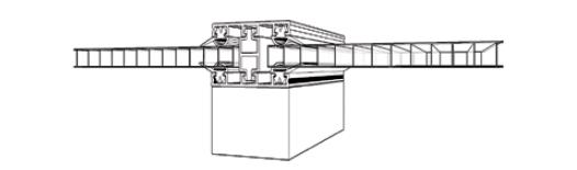 Perfiles para policarbonato compacto y celular 3
