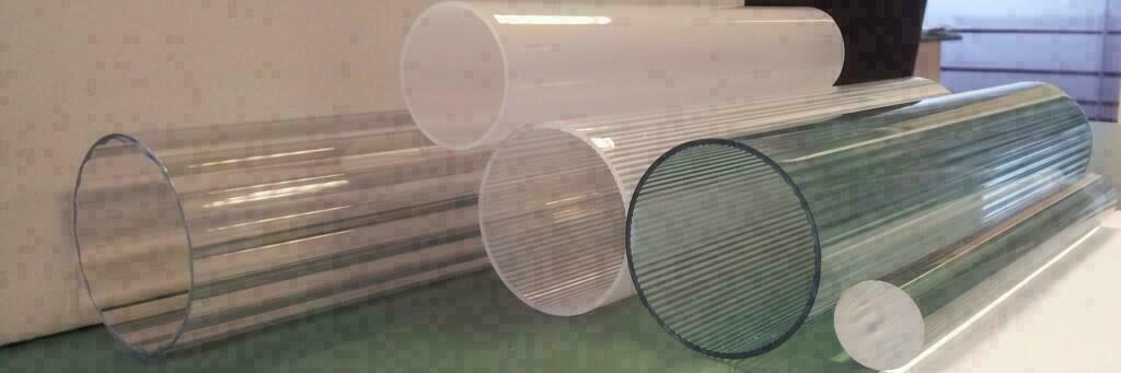 Tubs de policarbonat