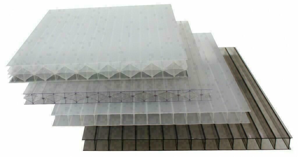 policarbonato celular en placas precio