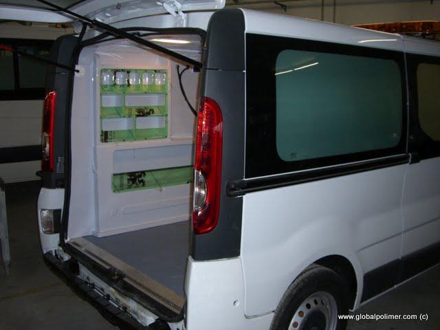 Interiores y Accesorios de vehículos 3