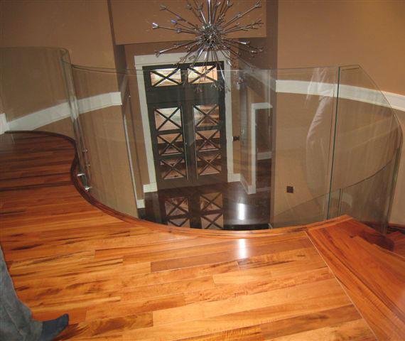 Escales i baranes de Metacrilat 5
