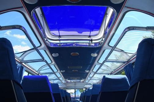 claraboya autobus