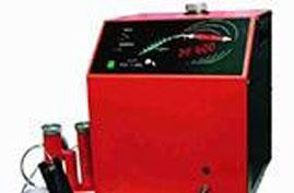 IC HF400 pulidora a la llama