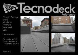 technological wood in New York