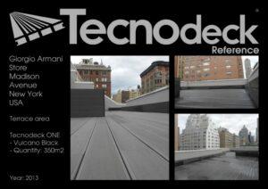 madera tecnologica en Nueva York