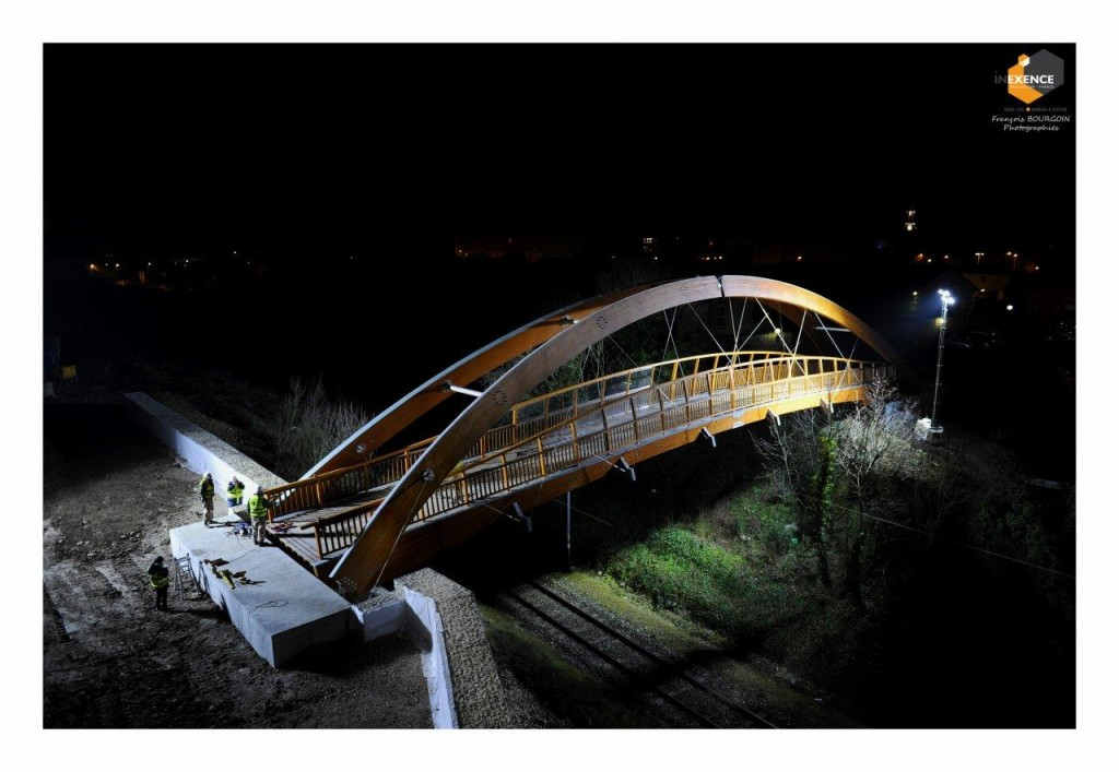 bridge in france