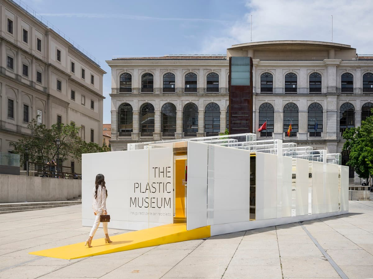 le musée du plastique madrid